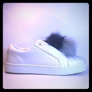 Women's SAM EDELMAN Pom Pom Sneakers